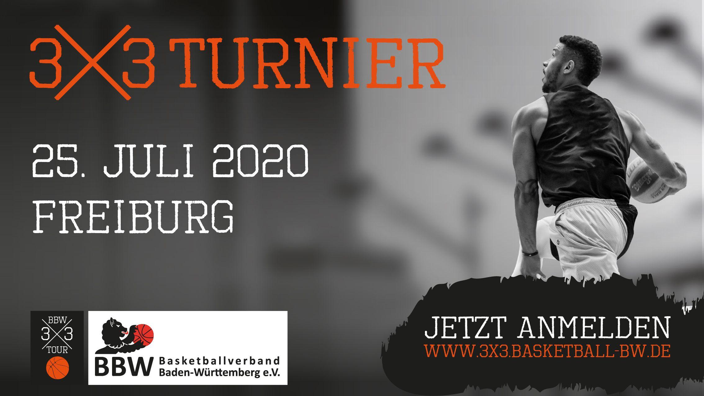 3×3 Turnier Freiburg