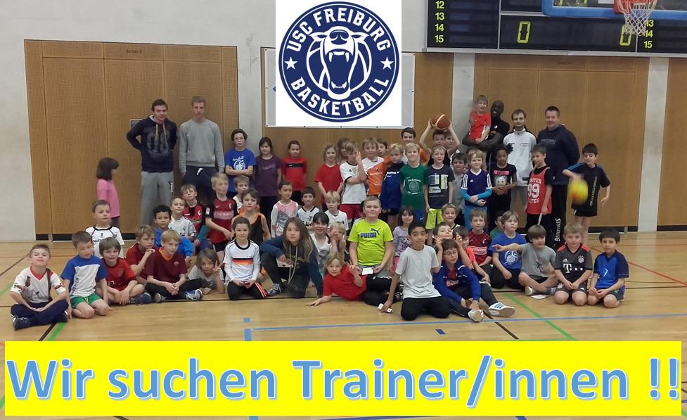 Trainer/innen gesucht !!